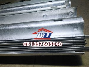 Harga Guardrail Tebal 6 mm Terbaru 2019 di Sidoarjo Jawa Timur
