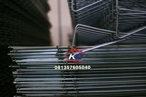 Distributor Pagar Brc Harga Murah Tinggi 190 Besi 6mm Galvanis Electroplating