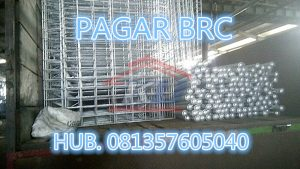 Distributor Pagar BRC Elektroplating Galvanis Area Sidoarjo dan Sekitarnya