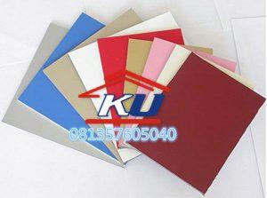 Jual Acp Merek Seven Aluminium Composite Panel