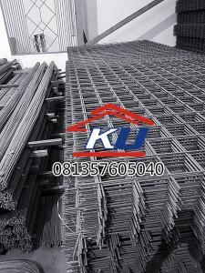 Distributor Wiremesh Murah Bahan Besi Ulir Ready Lembaran dan Roll